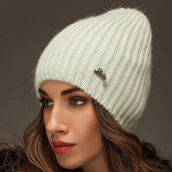 Женская шапка Jolie Зимняя Мятный (535)