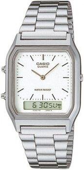 Чоловічий наручний годинник Casio AQ-230A-7DMQYES