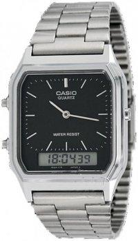 Чоловічий наручний годинник Casio AQ-230A-1DMQYES