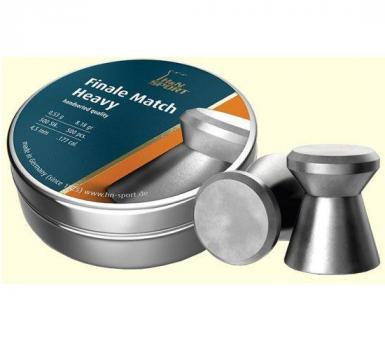 Кулі пневм H&N Finale Match Heavy, 4,5 мм , 0.53 г, 500 шт/уп