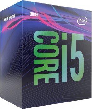 Процесор Intel Core i5-9500 3.0 GHz/8GT/s/9MB (BX80684I59500) s1151 BOX