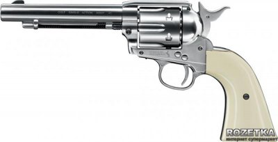 Пневматичний пістолет Umarex Colt Single Action Army 45 White (5.8309)