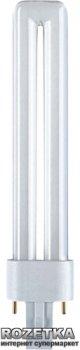 Люмінесцентна лампа Osram Dulux S 11W (900lm) 3000К 220V G23 (4050300025759)