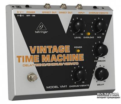 Педаль эффектов Behringer Vintage Time Machine VM1