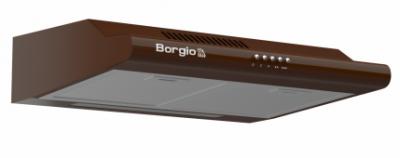 Вытяжка Borgio Gio 50 brown