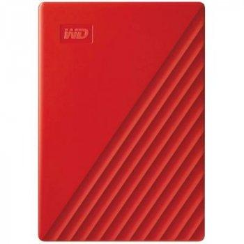 """Зовнішній жорсткий диск 2.5"""" 2TB WD (WDBYVG0020BRD-WESN)"""