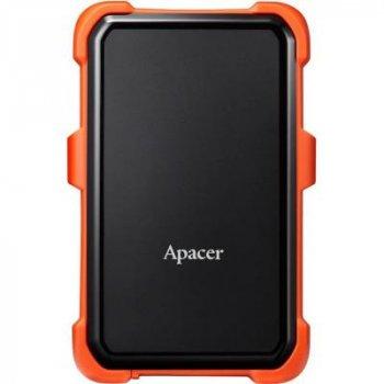 """Зовнішній жорсткий диск 2.5"""" 2TB Apacer (AP2TBAC630T-1)"""