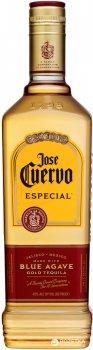 Текила Jose Cuervo Especial Reposado 0.5 л 38% (7501035042124)