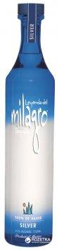 Текила Milagro Silver 0.75 л 40% (5010327404011)