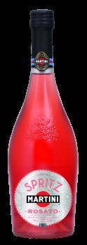 Коктейль винный игристый Martini Spritz Rosato розовое полусладкое 0.75 л 8% (8000570859901)