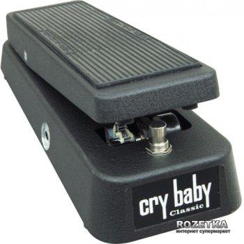 Педаль эффектов Dunlop GCB95F CryBaby Classic Wah-Wah