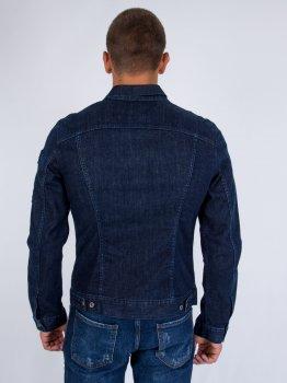 Куртка джинсовая GAS 251042 3879 Синий