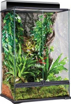 Террариум Exo Terra Natural Medium стеклянный 60x45x90 см (015561226080)