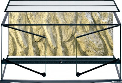 Террариум Exo Terra Natural Large стеклянный 90x45x45 см (015561226134 / 20015561226138)