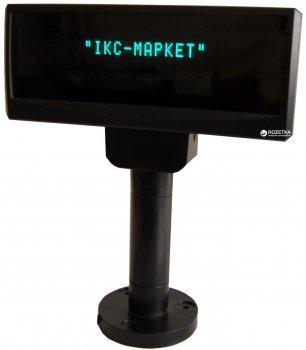 Індикатор клієнта ІКС IKC-Л-2x20 Black