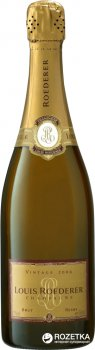 Шампанское Louis Roederer Brut Vintage 2006 белое брют 0.75 л 12% (3114080025055)