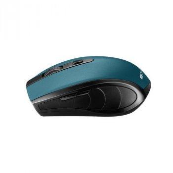 Миша бездротова Canyon CNS-CMSW08G Green USB