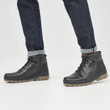 Ботинки Morichetti K62чт Черные