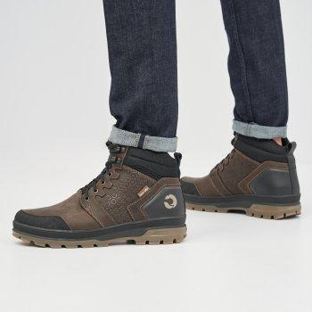 Ботинки Morichetti K62кр Коричневые