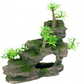 Грот Trixie Утес с растениями 19.5 см 8852 (4011905088525)
