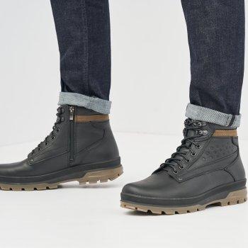 Ботинки Morichetti K61чс Черные