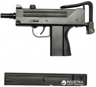 Пневматичний пістолет KWC UZI Mini (KM-55HN)