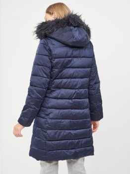 Куртка Champion 110955 Темно-синяя