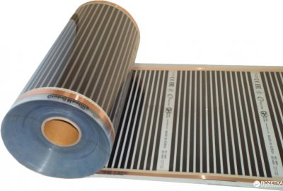 Плівкова тепла підлога ProfiTherm Slims KR50-220 220 Вт 1 м² (0.5х 2 м) (70208672)