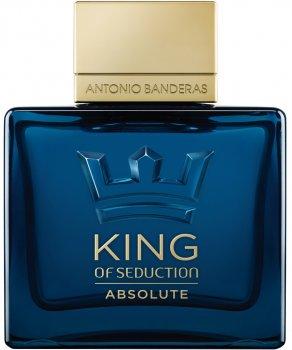 Туалетная вода для мужчин Antonio Banderas King of Seduction Absolute 100 мл (8411061813973)