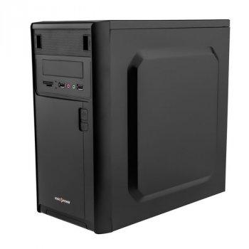 Корпус Logicpower 6103 без БЖ, 2хUSB2.0, Black