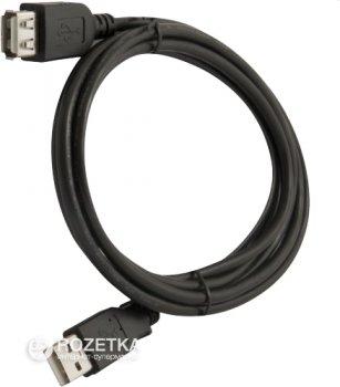 Кабель Value USB 2.0 AM - AF 1.8 м (S0520)