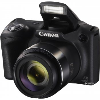 Фотоапарат Canon PowerShot SX420 IS Black (1068C012AA)
