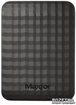 Жорсткий диск Seagate (Maxtor) 2TB STSHX-M201TCBM 2.5 USB 3.0 External Black
