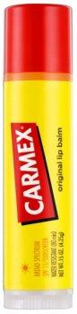 Бальзам для губ Carmex Lip Balm Stick Original Без вкуса в стике 4.25 г (0083078006976/83078113179/083078000172)