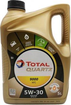 Моторне масло Total Quartz 9000 Future NFC 5W-30 5 л (183199)