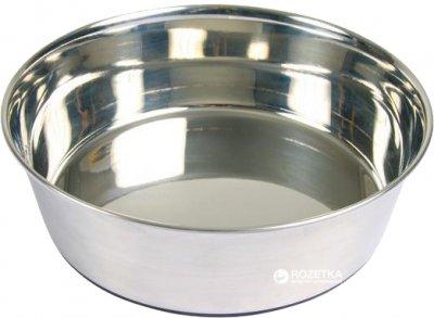 Миска металева для собак Trixie 1.7 л (4011905250731)