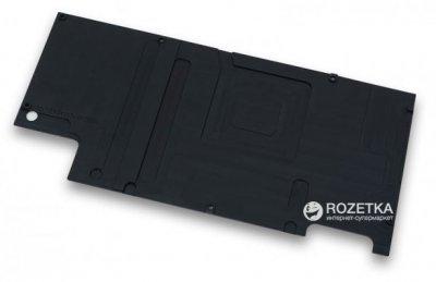 Радіатор-пластина EKWB EK-FC980 GTX Ti Strix Backplate Black (3831109830895)