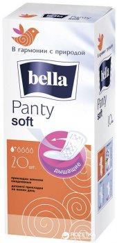 Ежедневные гигиенические прокладки Bella Panty Soft 20 шт (5900516311926)