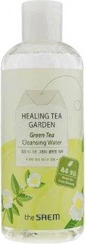 Міцелярна вода The Saem Healing Tea Garden Green Tea Cleansing Water із зеленим чаєм 300 мл (8806164146866)