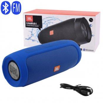 Bluetooth-колонка UBL CHARGE 4, StrongPower, c функцією speakerphone, радіо, синій
