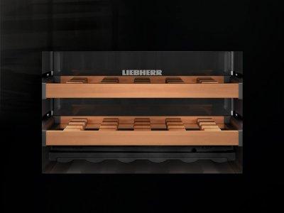 Встраиваемый холодильник для вина LIEBHERR WKEgb 582