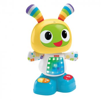 Интерактивная игрушка Fisher-Price Робот Бибо на русском (DJX26)