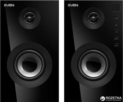 Акустична система Sven SPS-615 Black