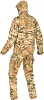 Костюм влагозащитный P1G-Tac Field Storm Suit S93215MC 2XL Multicam (2000980370375)