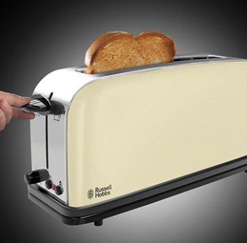 Тостер RUSSELL HOBBS Colours Classic Cream 21395-56