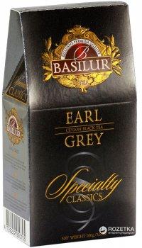 Чай черный рассыпной Basilur Избранная классика Эрл грей 100 г (4792252920705)