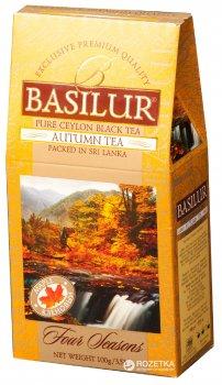 Чай черный рассыпной Basilur Четыре сезона Осенний 100 г (4792252915503)