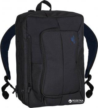 "Сумка-рюкзак трансформер для ноутбука RIVACASE 8490 16"" Black (8490 (Black))"