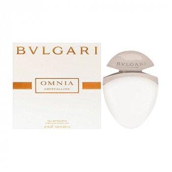 Туалетная вода для женщин Bvlgari Omnia Crystalline JC 25 мл (783320922107/783320402906)