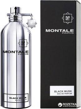 Парфумована вода унісекс Montale Black Musk 100 мл (3760260451307